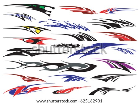 Decal Stock Images RoyaltyFree Images Vectors Shutterstock - Auto decals and graphics