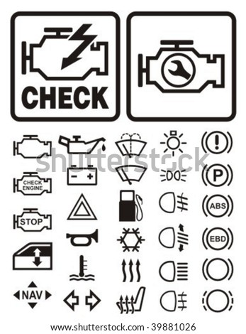 Nissan Car Warning Lights besides Dashboard Indicator Light Symbol additionally 24776 Symbol Car Lock Light Trying Tell besides How To Read The Dashboard Lights 1370 as well Dashboard Light Symbols And Meanings. on car warning lights meanings