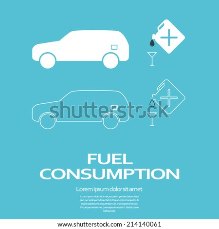 how to read car fuel consumption