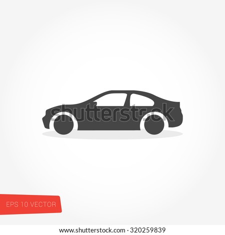 Car Icon / Car Icon Object / Car Icon Picture / Car Icon Drawing / Car Icon Image / Car Icon Graphic / Car Icon Art / Car Icon JPG / Car Icon JPEG / Car Icon EPS / Car Icon AI - stock vector