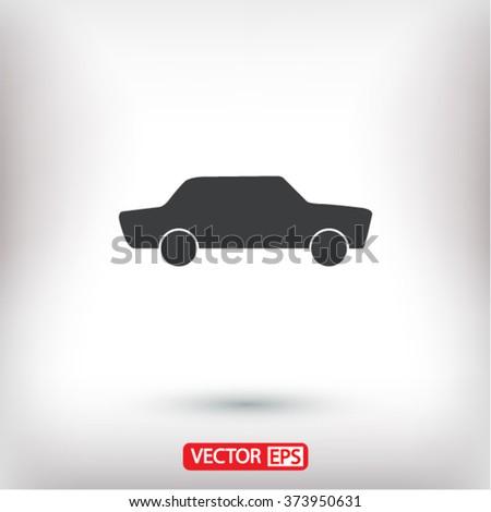 Car  icon, car  vector icon, car  icon illustration, car  icon eps, car  icon picture, car  flat icon, car  icon design, car  icon web, car  icon art, car  ui icon. - stock vector