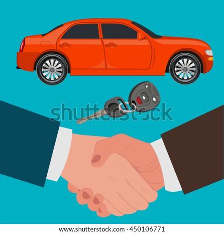 car loan hands holding money keys stock illustration 499027411 shutterstock. Black Bedroom Furniture Sets. Home Design Ideas