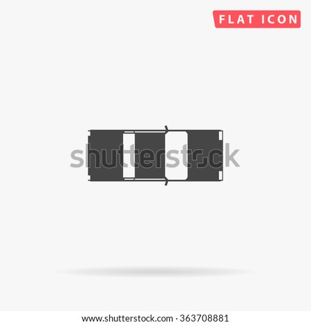 Car top Icon Vector. Car top Icon JPEG. Car top Icon Picture. Car top Icon Image. Car top Icon Graphic. Car top Icon Art. Car top Icon JPG. Car top Icon EPS. Car top Icon AI. Car top Icon Drawing - stock vector