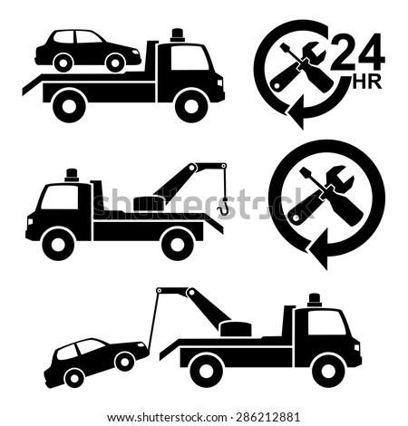 Tow Truck Stock Images, Royalty-Free Images & Vectors | Shutterstock