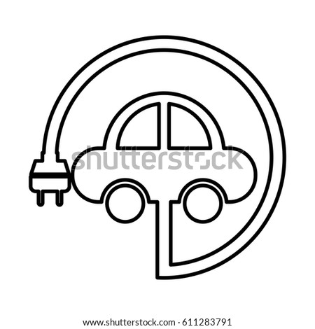 Car Ecology Isolated Icon Vector Illustration 463525469 on solar panel cars