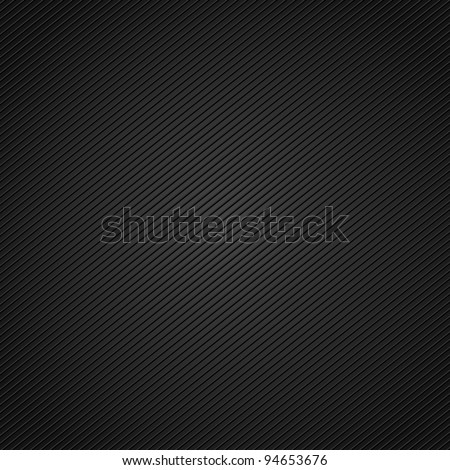 Carbon fiber background, fabric texture. 10eps - stock vector