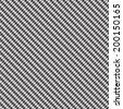Carbon fiber weave texture background - stock vector