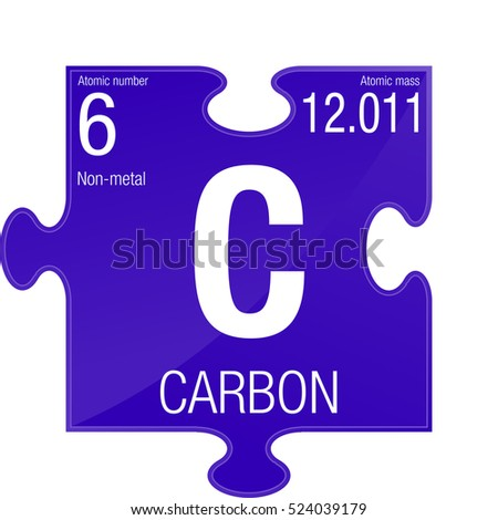 Sulfur symbol element number 16 periodic stock vector 524037523 element number 6 of the periodic table of the elements chemistry urtaz Image collections