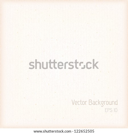 Cardboard background - stock vector