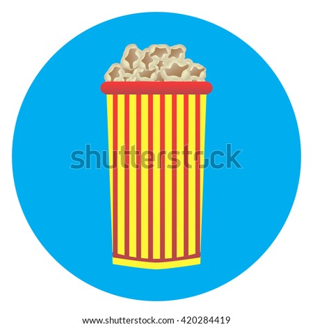 Popcorn Explosion Stock Photos, Images, & Pictures ...