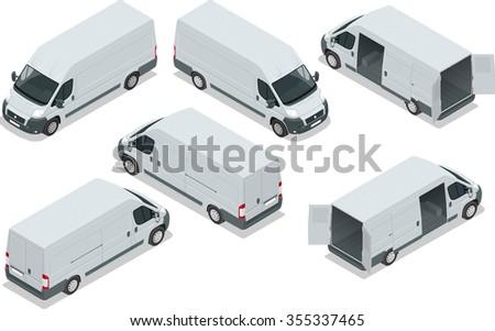 Cargo Truck transportation. Cargo Truck art. Cargo Truck web.Cargo Truck logistics. Cargo Truck isometric. Cargo Truck delivery. Cargo Truck vehicle. Cargo Truck illustration. Cargo Truck 3d Vector - stock vector