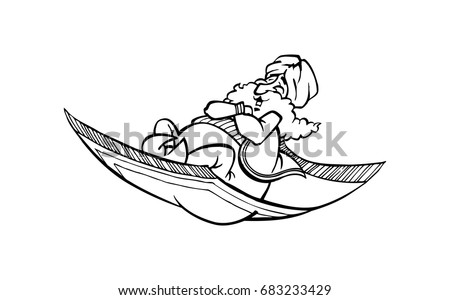 Aladdin Flying Carpet Stock Images Royalty Free Images