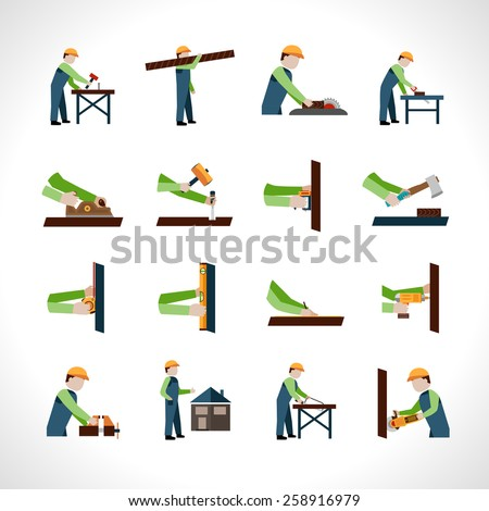 carpentry illustrations 2
