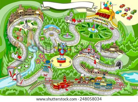 Children S Car Racing Games Free