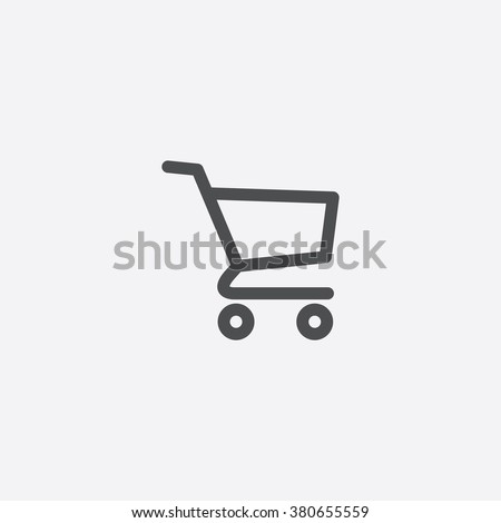 cart Icon. cart Icon Vector. cart Icon Art. cart Icon eps. cart Icon Image. cart Icon logo. cart Icon Sign. cart Icon Flat. cart Icon design. cart icon app. cart icon UI. cart icon web. cart icon gray - stock vector