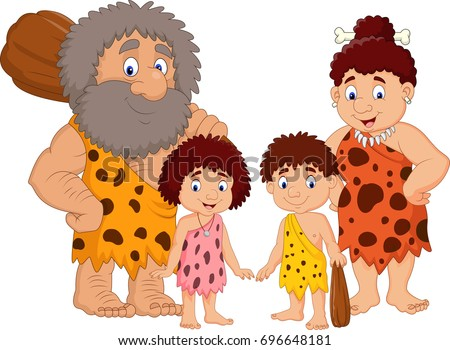 Image result for cavemen animated