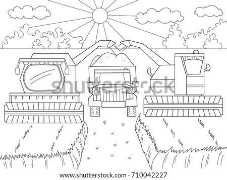 children coloring pages combine - photo#20
