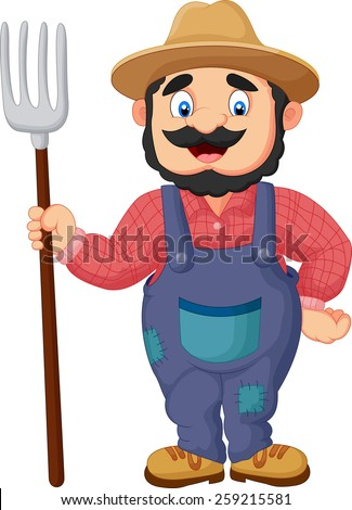 Farmer Cartoon Stock Images, Royalty-Free Images & Vectors ...