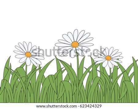 Cartoon Flowers Stock Images, Royalty-Free Images ...