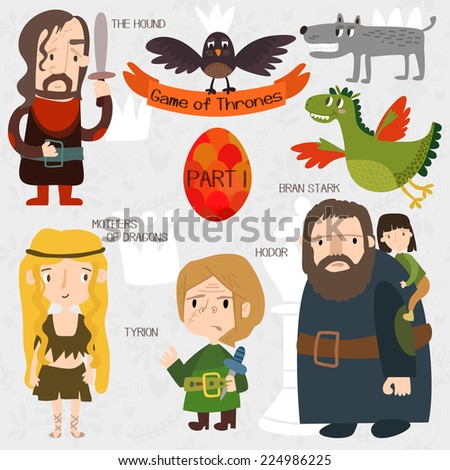 Game Of Thrones Stock Images, Royalty-Free Images & Vectors ...