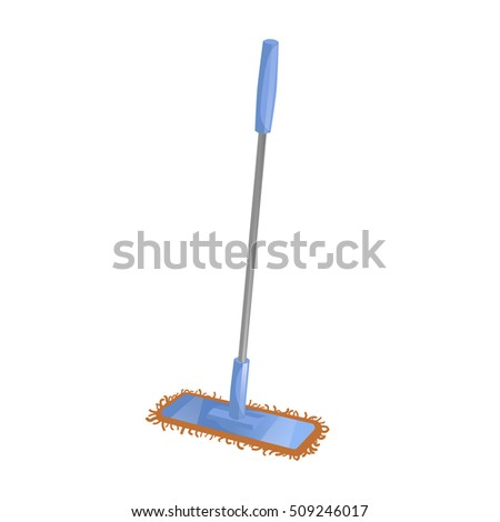 Cartoon House Apartment Cleaning Service Icon Stock Vector 509246017 ...