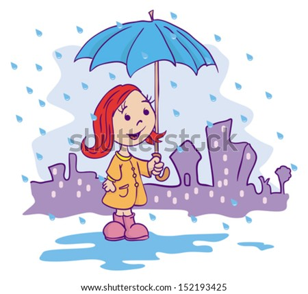raining stock vector 186471788 shutterstock