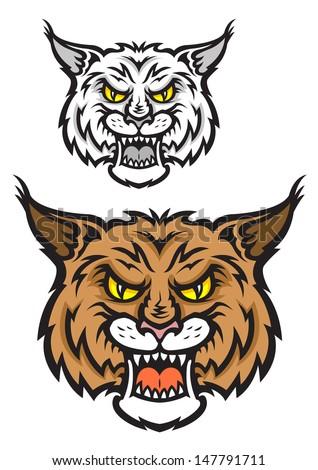 Royalty-Free (RF) Bobcat Clipart, Illustrations, Vector ...