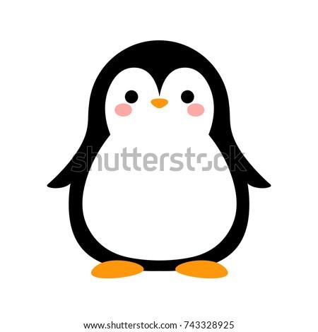 how to draw a cute cartoon penguin