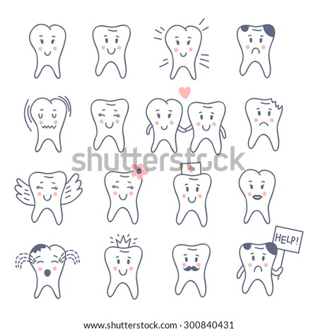 instructions to brush teeth
