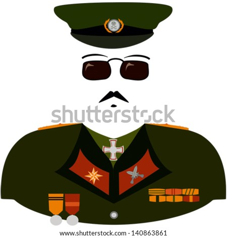 Dictator stock photos royalty free images vectors for Puppet consul template