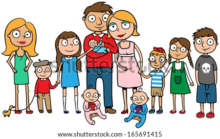 Family members Stock Photos, Images, & Pictures | Shutterstock