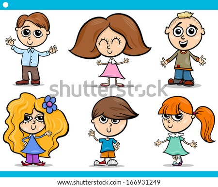 boys and girls character analysis