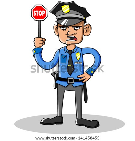 Traffic Cop Stock Images, Royalty-Free Images & Vectors | Shutterstock