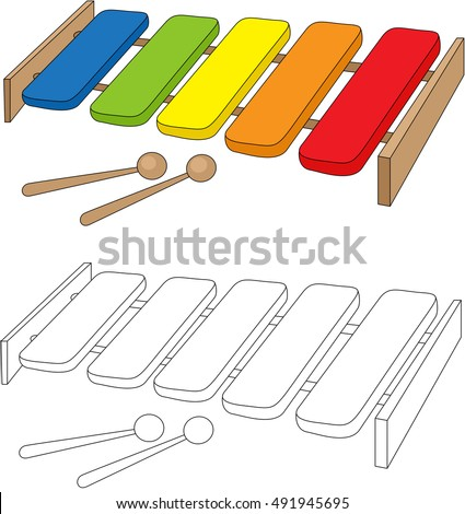 xylophone stock images royaltyfree images amp vectors