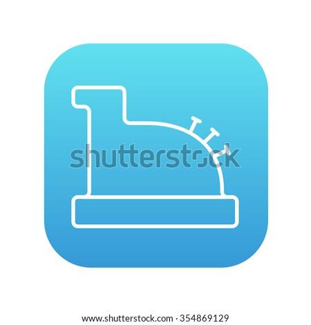 mobile register machine