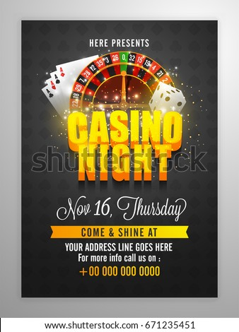 Casino Night Stock Images Royalty Free Images Amp Vectors