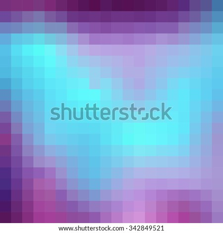 Cell Gradient Background  - vector illustration