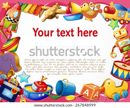 Back school background education icons stock vector 81344839 certificate of excellence template design yadclub Image collections