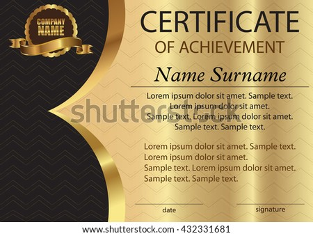 winners certificate template - stock images royalty free images vectors shutterstock
