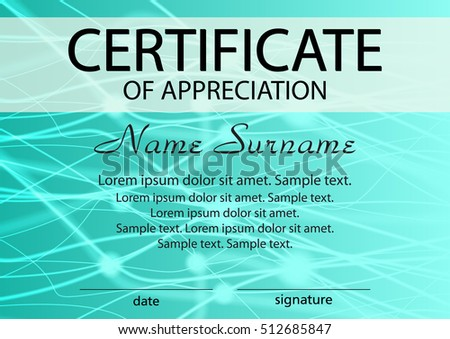 Certificate diploma template reward winning competition stock certificate or diploma template reward winning the competition award winner sporting achievement yelopaper Images