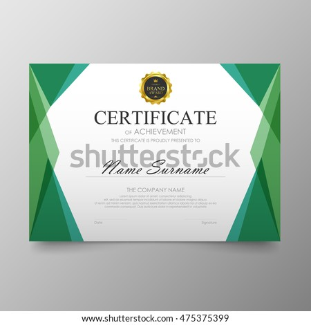 Certificate stamp certificate template awards diploma background vector modern value design and luxurious elegantlustration layout cover yelopaper Image collections