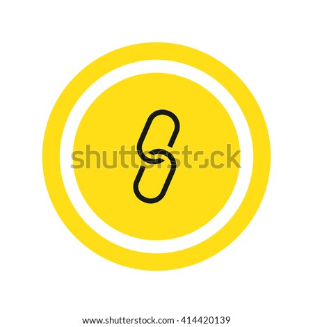 Chain icon.Chain icon Vector.Chain icon Art.Chain icon eps.Chain icon Image.Chain icon logo.Chain icon Sign.Chain icon Flat.Chain icon design.Chain icon app.Chain icon UI.icon Chain web. - stock vector