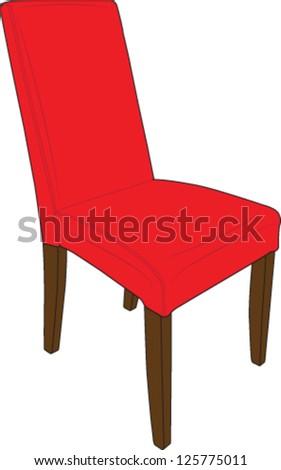 Chair - stock vector