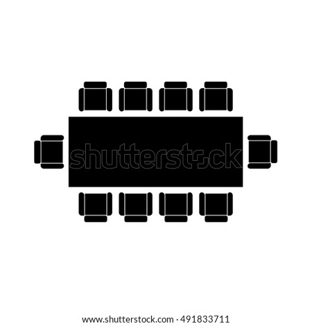 Round Meeting Table Stock Images Royalty Free Images