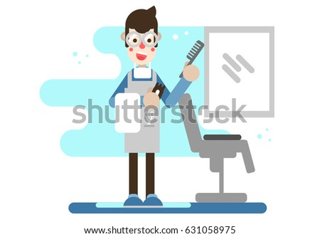 Child washing hands after bathroom vector stock vector for Character designer job