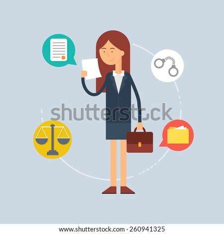 Lawyer Cartoons Stock Images, Royalty-Free Images & Vectors ...