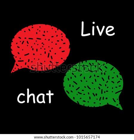 black chat