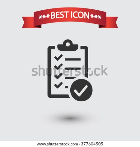 Check list icon vector, check list icon eps10, check list icon picture, check list icon design, check list icon, check list web icon, check list icon art, check list icon drawing, check list icon - stock vector