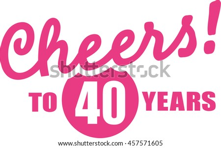 40th Birthday Stock Images, Royalty-Free Images & Vectors ...