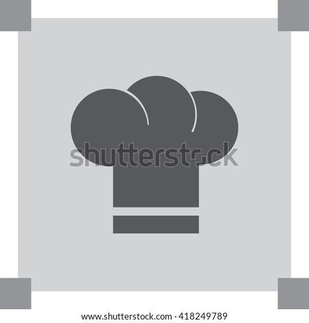Chef Hat vector icon